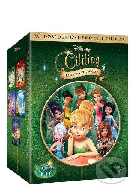 Zvonilka kolekcia 1.- 5. DVD