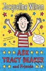 Ask Tracy Beaker and Friends - Jacqueline Wilson