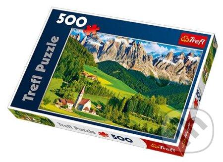 Itálie - Dolomity -