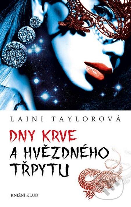 Dny krve a hvězdného třpytu - Laini Taylor