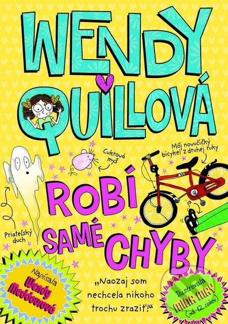 Wendy Quillová robí samé chyby - Wendy Meddour