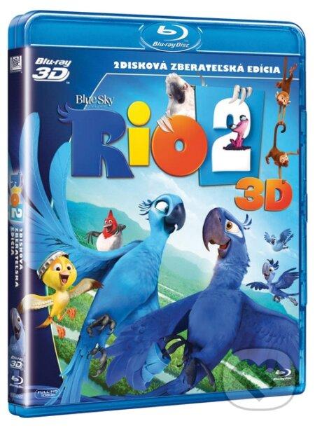 Rio 2 3D BLU-RAY3D