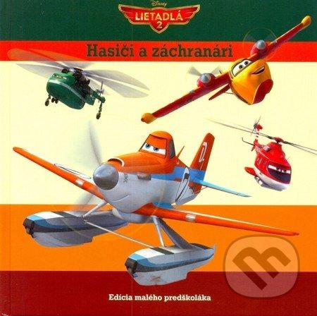 Lietadlá 2: Hasiči a záchranári -