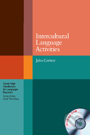 Intercultural Language Activities with CD-ROM - John Corbett
