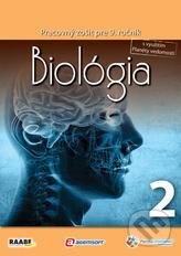 Biológia pre 9. ročník základnej školy a 4. ročník gymnázií s osemročným štúdiom/2. polrok -