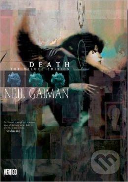 Death - Neil Gaiman, Dave McKean