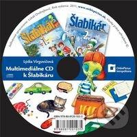 Šlabikár (multimediálne CD) - Lýdia Virgovičová