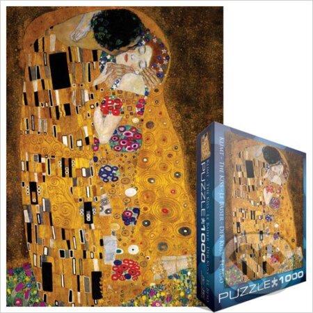 Polibek - Gustav Klimt