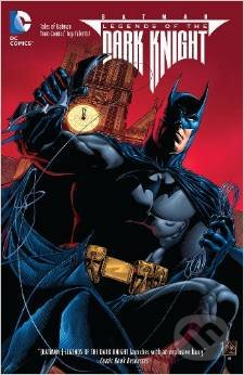 Batman: Legends of the Dark Knight 1 -