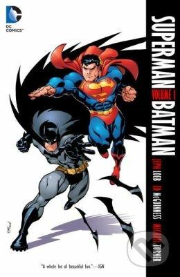 Superman / Batman - Jeph Loeb, Ed McGuiness, Dexter Vines