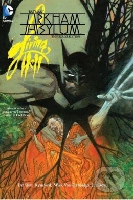 Batman: Arkham Asylum Living Hell - Dan Slott, Ryan Sook
