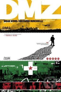 DMZ - Brian Wood, Riccardo Burchielli