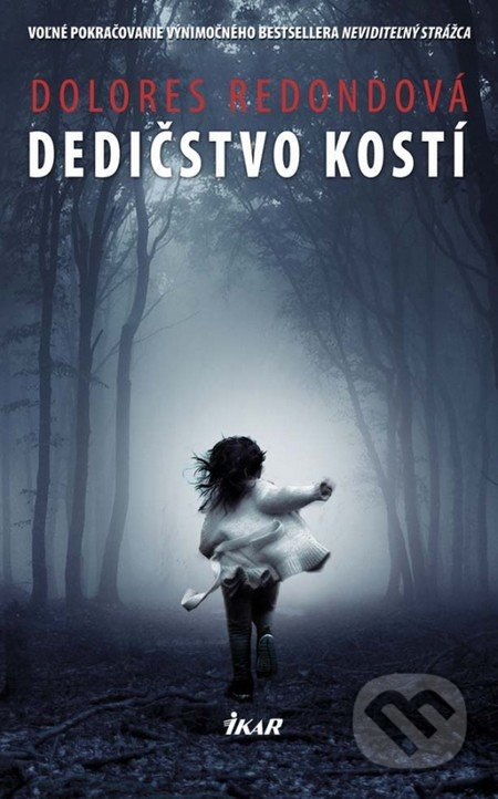 Dedičstvo kostí - Dolores Redondo