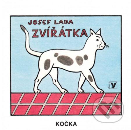 Zvířátka: Kočka - Josef Lada