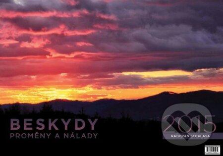 Kalendář 2015 - Beskydy proměny a nálady - Radovan Stoklasa