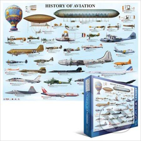 Letadla Historie letectví -