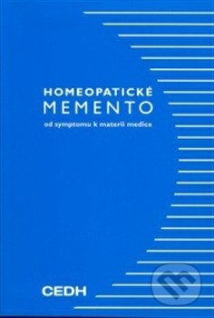 Homeopatické memento - Alain Sauzay-Villefontaine
