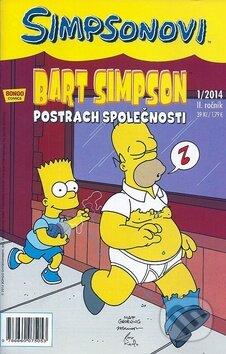 Bart Simpson: Postrach společnosti - Matt Groening
