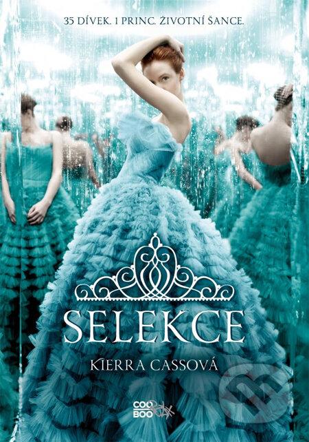 Selekce - Kiera Cass