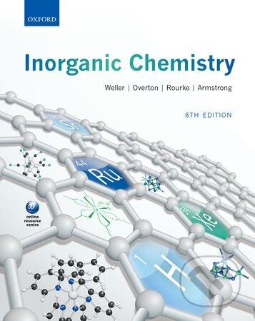 Inorganic Chemistry - Mark Weller, Tina Overton, Jonathan Rourke, Fraser Armstrong