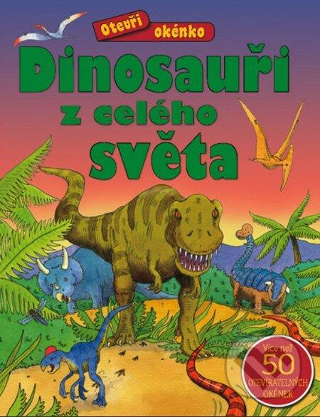 Dinosauři z celého světa -