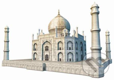 3D Taj Mahal -