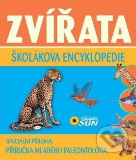 Zvířata - školákova encyklopedie -