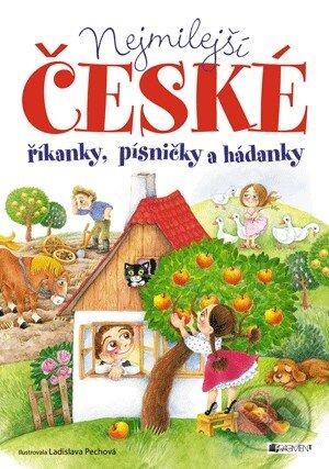 Nejmilejší české říkanky, písničky a hádanky -