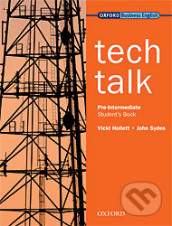 Tech Talk - Pre-Intermediate - Student\'s Book - Vicki Hollett
