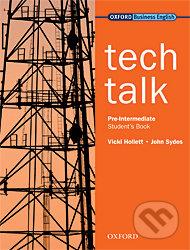 Tech Talk - Pre-Intermediate - Student\'s Book - Vicki Hollett