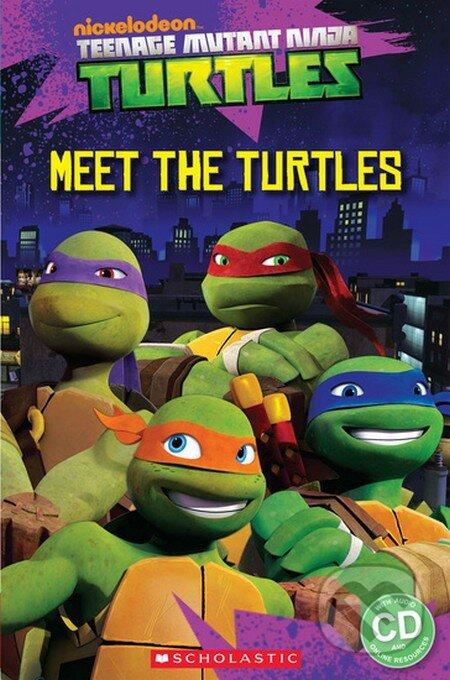 Teenage Mutant Ninja Turtles - Fiona Davis