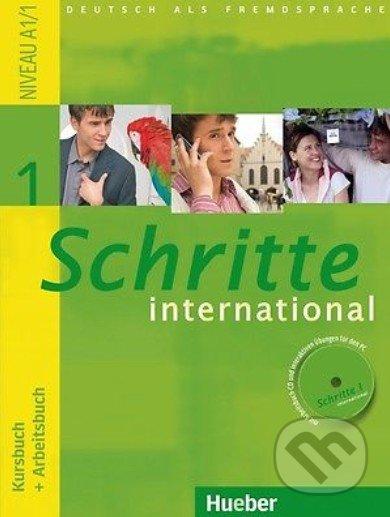 Schritte international 1 (Kursbuch, Arbeitsbuch + CD) -