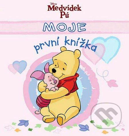 Moje první knížka - Medvídek Pú - Walt Disney