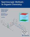 Spectroscopic Methods in Organic Chemistry - Manfred Hesse a kolektív