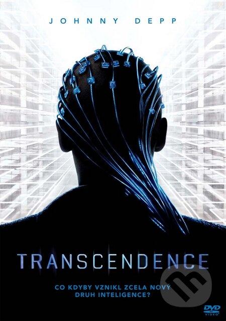 Transcendence DVD