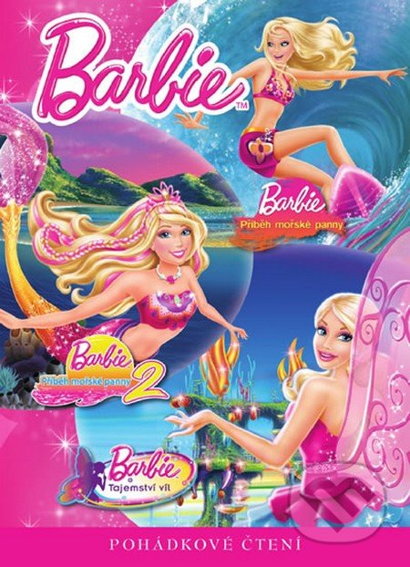 Barbie: Pohádkové čtení -