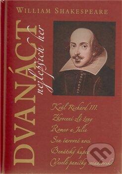Dvanáct nejlepších her 1,2 - William Shakespeare