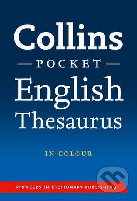 Collins Pocket English Thesaurus -