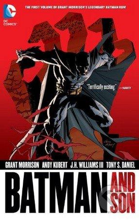 Batman and Son - Grant Morrison