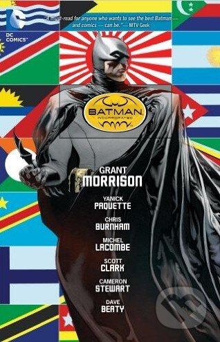 Batman Incorporated - Grant Morrison