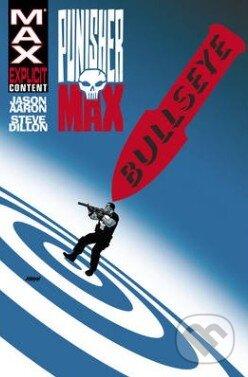 Punisher Max: Bullseye - Jason Aaron, Steve Dillon