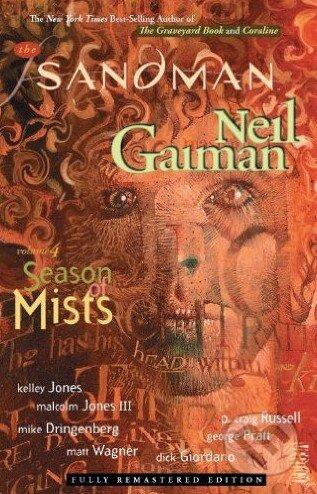 The Sandman: Season of Mists - Neil Gaiman