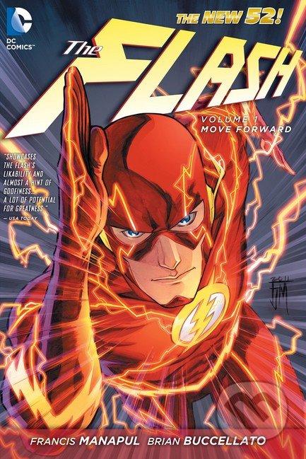 The Flash: Move Forward - Francis Manapul, Brian Buccellato