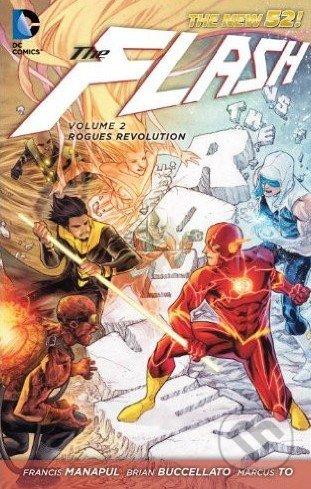 The Flash: Rogues Revolution - Francis Manapul, Brian Buccellato