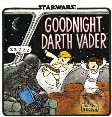 Goodnight Darth Vader - Jeffrey Brown