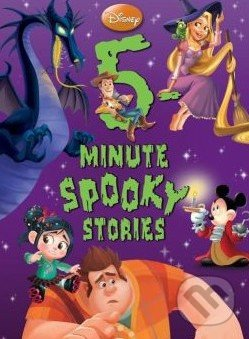 5-Minute Spooky Stories -