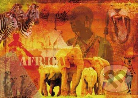 Africké impresie -