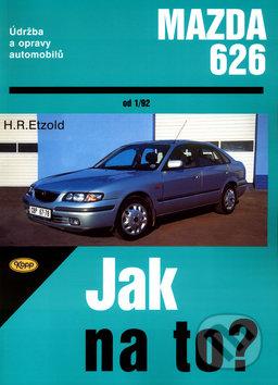 Mazda 626 od 1/92 - Hans-Rüdiger Etzold