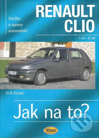 Renault Clio 1/97 - 8/98 - Hans-Rüdiger Etzold