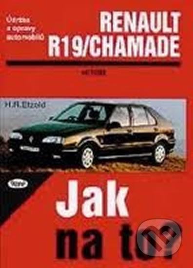 Renault 19/Chamade 11/88 - 1/96 - Hans-Rüdiger Etzold